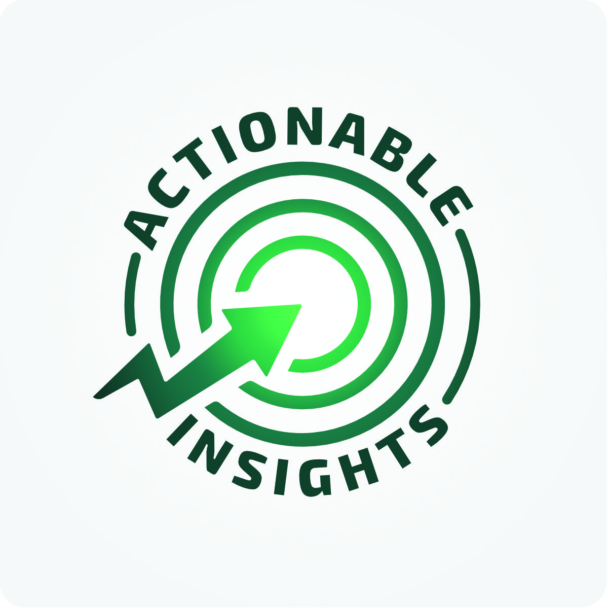 Actionable Insights Logo