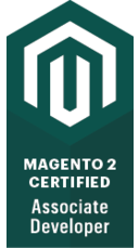 Magento Certified Associate Developer
