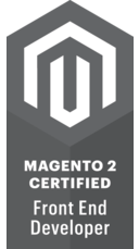 Magento 2 Certified Professional Frontend Developer