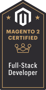 Magento 2 Full Stack Certified Developer