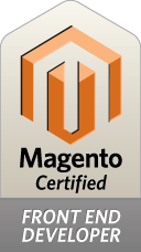 Magento Certified Frontend Developer